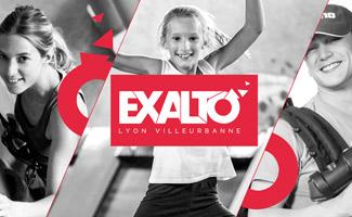 Multiplexe de loisirs, Exalto Lyon Villeurbanne
